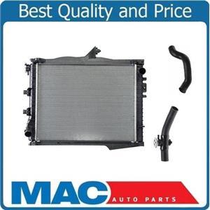00-03 Durango 4.7L New OSC Brand Radiator W/ Upp & Lower Hoses 2739 23577 22550