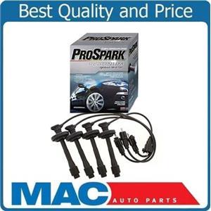 02-04 Frontier Xterra 2.4L NEW Prospark 9660 Spark Plug Wire Set