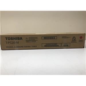 Toshiba Magenta Original  Toner Cartidge T-FC25-M