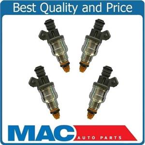 (4) AUS MP-50073 Fuel Reman Injector Plus a $16.00 Refund