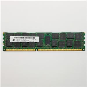 Micron 16GB 2Rx4 PC3L-10600R MT36KSF2G72PZ-1G4E1HF DDR3-1333 REG ECC Memory