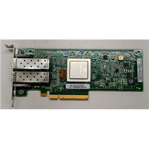 HP/Qlogic QLE2562-HP 489191-001 8GB PCIe Dual Port Fibre Channel Low Profile