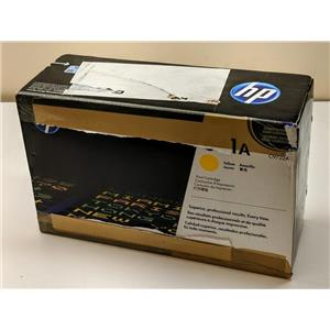 New HP 641A Color LaserJet C9722A 4600 4610 4650 Yellow Toner Box Damage