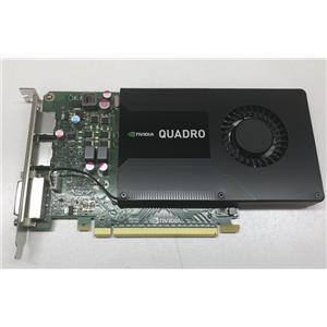 HP Nvidia K2200 4GB Graphics Cards 765148-001 GDDR5 PCIe 2.0 x 16