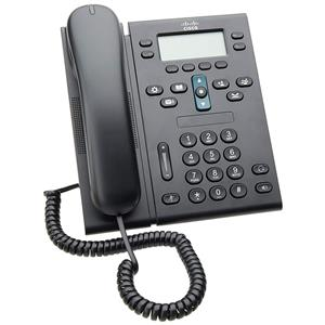 Lot of 5 Cisco CP-6945 Unified IP Business Phone w/ Stand + HandSet Refurbished