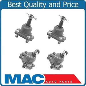 1984-1990 GMC S15 PICKUP 4x4 Upper & Lower Ball Joints