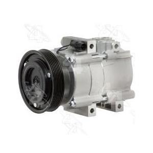AC Compressor fits 2009 Kia Sorento  (One Year Warranty) Reman 98121