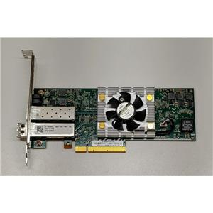 Dell Dual-Port QLE8262L PCI Express x8 Network Adapter C852G w/ 1x SFP