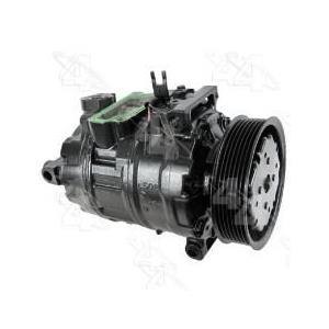 AC Compressor Fits 2004-2006 Audi A8 Quattro VW Phaeton (1YW) R157374