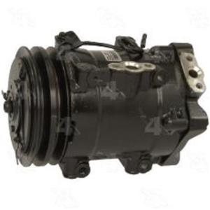 AC Compressor Fits Subaru Brat DL GL GL-10 Loyale (1 year Warranty) R57453