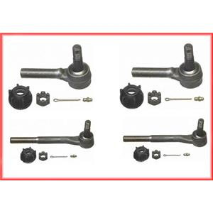 1979, 1994 Toyota Pick Up Inner Outer  Tie Rod Rods Ends 1Pr