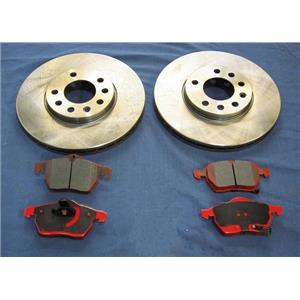 1995-1999 BMW M3 Front  Brake Rotors & Pads & Sensors