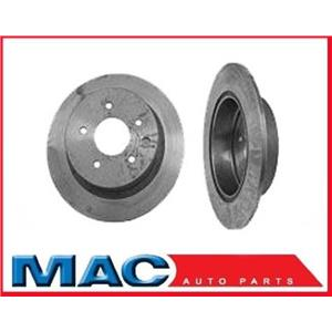 Brand New Set OF Rear Disc Rotor Fits Altima Sentra Maxima and Juke