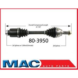EMPI (1) 80-3950 Right New CV Axle Complete Assembly