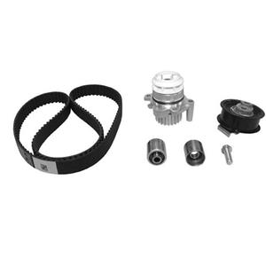 AUDI VW 2.0L Turbo CRP/Contitech (1) TB334LK1 Timing Belt Component Kit