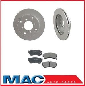 1989-2002 Swift Metro  Front  Brake Rotors & Pads