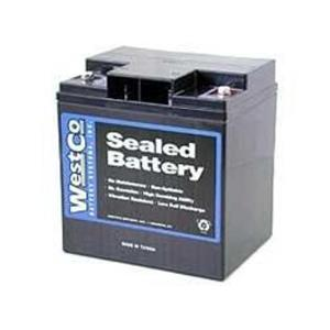 BMW R80RT Battery (1984-1995) 12V30 Westco Battery