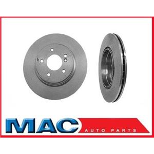 C32AMG CLK55AMG SLK55AMG (2) Front Brake Rotors New