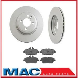07-09 Mini Cooper 2 F Brake Rotors & Brake Pads 276MM