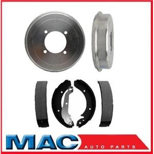 1994-1998 Sonata (2) Rear Brake Drums and Shoes