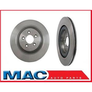 06-10 S-Type XF XJ XJ8 XK Vanden (2) Rear Brake Rotors