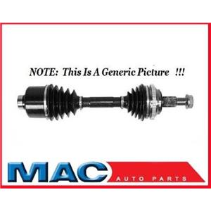 JETTA 2.5L PASSAT 2.0L RABBIT A/T D/S VW2253 Left New CV Shaft Axle Complete Assembly