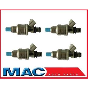 1990-1993 FORD FESTIVA 4 Fuel Injectors 1.3L