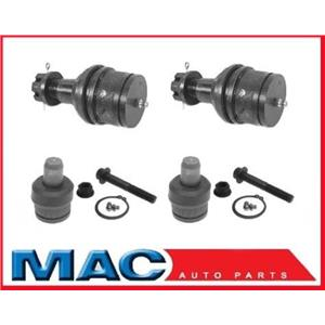 1992-2003 E250 E350 Upper & Lower Ball Joints Joint 4pc