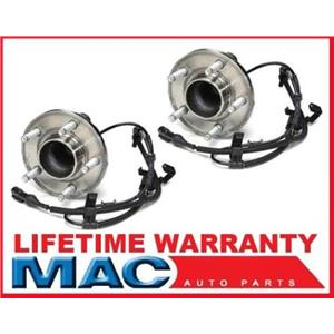 CROWN VICTORIA GRAND MARQUIS TOWN CAR (2) Front Hub Wheel Bearing Assembly