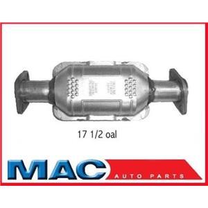 1994-1995 Mazda MPV Van 3.0L 15 Inch Catalytic Converter