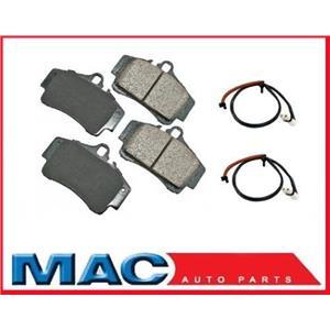 1997-2004 Porsche Boxster Brake Disc Pads & Sensors Rear