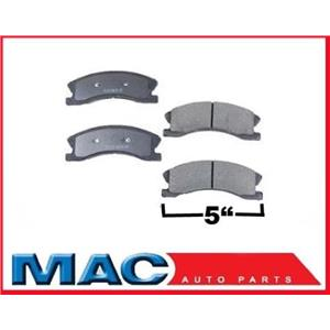 1999-2004 Jeep Grand Cherokee Front Brake Pads With AKEBONO Calipers