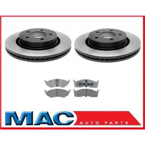 Fits Chrysler 300M With Performance Package Front Disc Brake Rotor & Ceramic