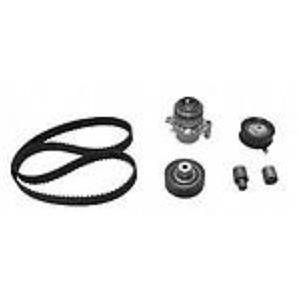 VW 1.9L Diesel TB321LK1 Engine Timing Belt Kit with Water Pump Plastic Impella