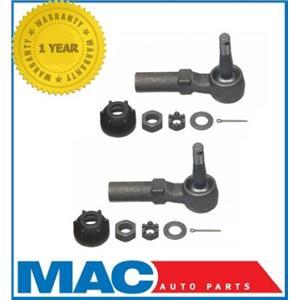 GM Cars & Vans (2) OneSource ES3452 Steering Tie Rod End