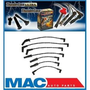 FORD ECONOLINE PICKUP BRONCO Walker Ignition Spark Plug Wire Set