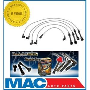 MERCEDES-BENZ  190E 1986-1987 Set of Spark Plug Wires 910-1167
