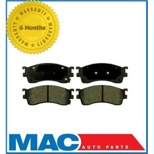Mazda Protege CERAMIC Frt Dash 4 Brake CD893 Disc Brake Pad Ck Info Below