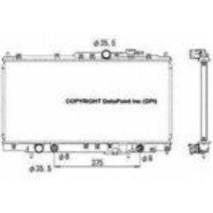 NEW Ck Compatibility Chart OSC 2410 Radiator