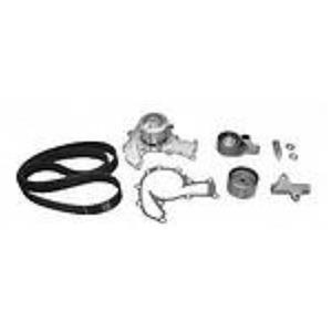 CRP/Contitech TB220LK1 Engine Timing Belt Kit with Water Pump