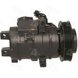AC Compressor for 2006-10 Chrysler 300 Dodge Charger 06-08 Dodge Magnum R97309