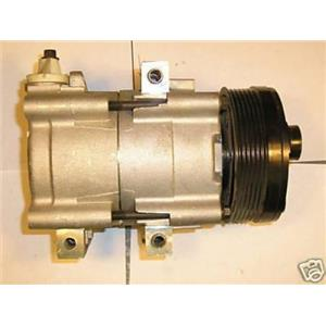 AC Compressor Fits Ford E-150 Econoline Club Wagon E-250 (1yr Warranty) R57148