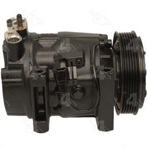 AC Compressor For 2002 Infiniti Q45  4.5L (1 Year Warranty) R97443
