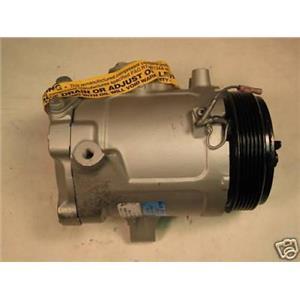 AC Compressor Fits 1989 1990 1991 Subaru XT6 2.7L (1 year Warranty) R30301