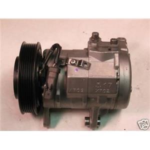 AC Compressor For Dakota Ram 1500 2500 Mitsubishi Raider (1yr Warranty) R67308