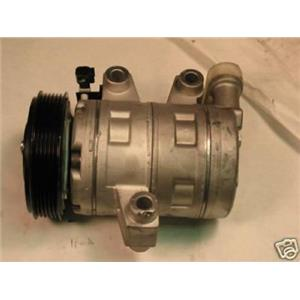 AC Compressor Fits Chevrolet Equinox Pontiac Torrent (1 year Warranty) R67661