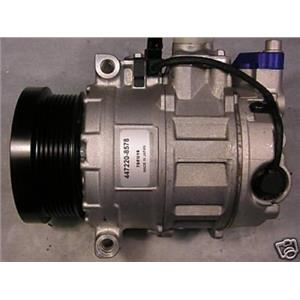 AC Compressor For Mercedes S600 CL600 5.5L 5.8L 6.0L (1 Yr Warranty) New