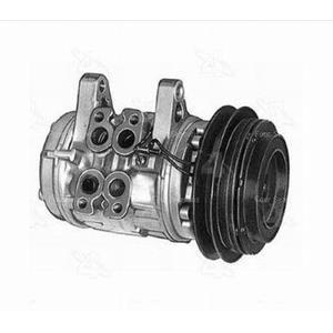 AC Compressor Fits 1984-1985 Honda Accord (1 year Warranty) 57325 Reman