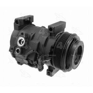 AC Compressor Fits Chevy Silverado GMC Sierra 2500HD 3500 Savana  (1 Y W) R77348