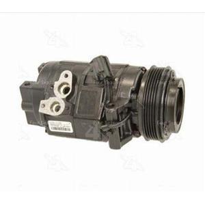 AC Compressor Fits 2004-2009 Cadillac SRX  (1 Year Warranty) R97305